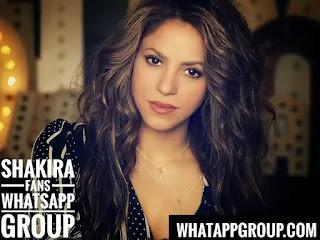 Shakira Fans WhatsApp Group Links