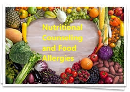 Nutritional Counseling and Food Allergies