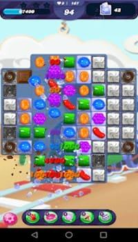 تحميل لعبة candy crush saga مهكرة للاندرويد