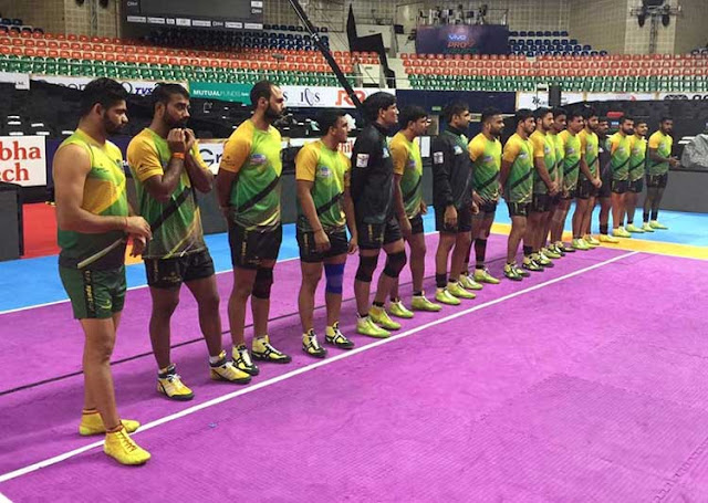 """Haryana Steelers"" 