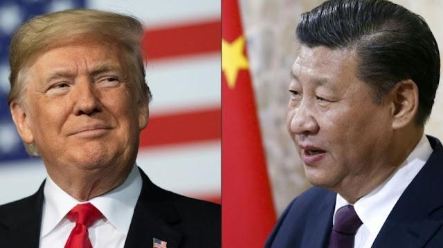 Pemerintah China Tuding AS Kecanduan Keluar Grup dan Batalkan Perjanjian