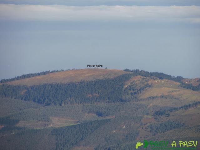 Vista del Pousadoiro desde la Bobia