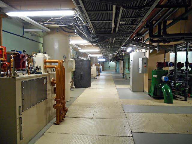 elektrownia wodna w Dychowie, Bóbr, zwiedzanie