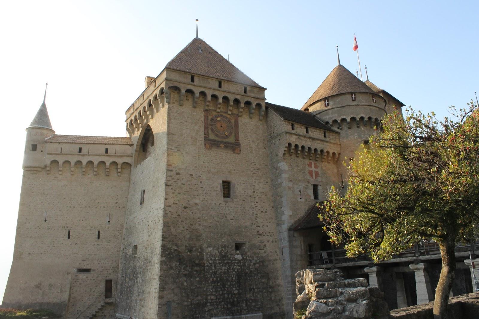 Castelo de Chillon - Montreux