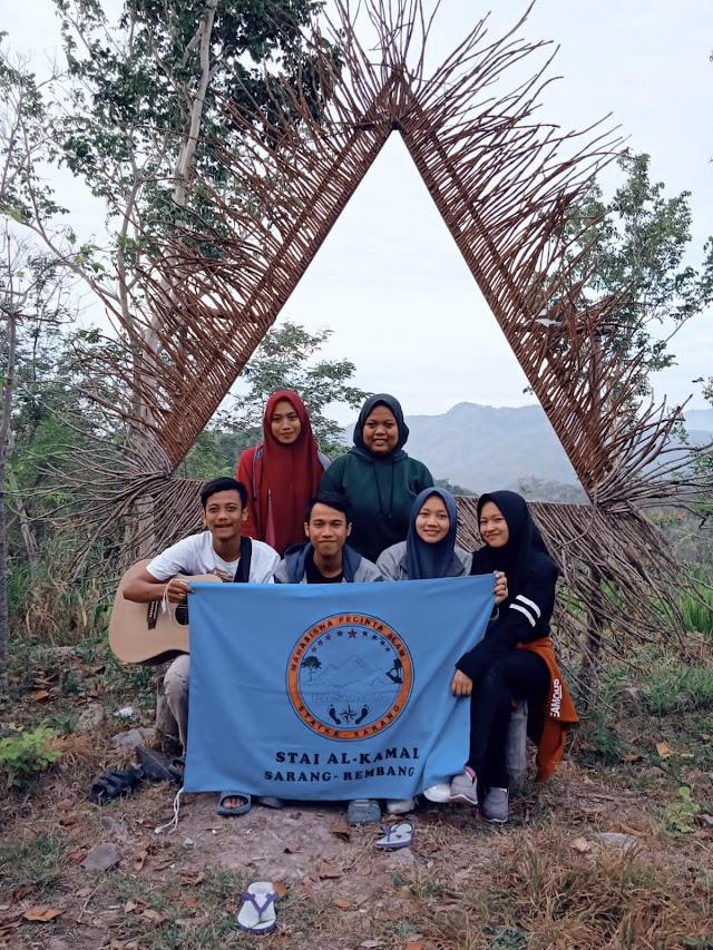 UKM PASTAKA STAIKA Adakan Open Recruitment di Bukit Rengganis