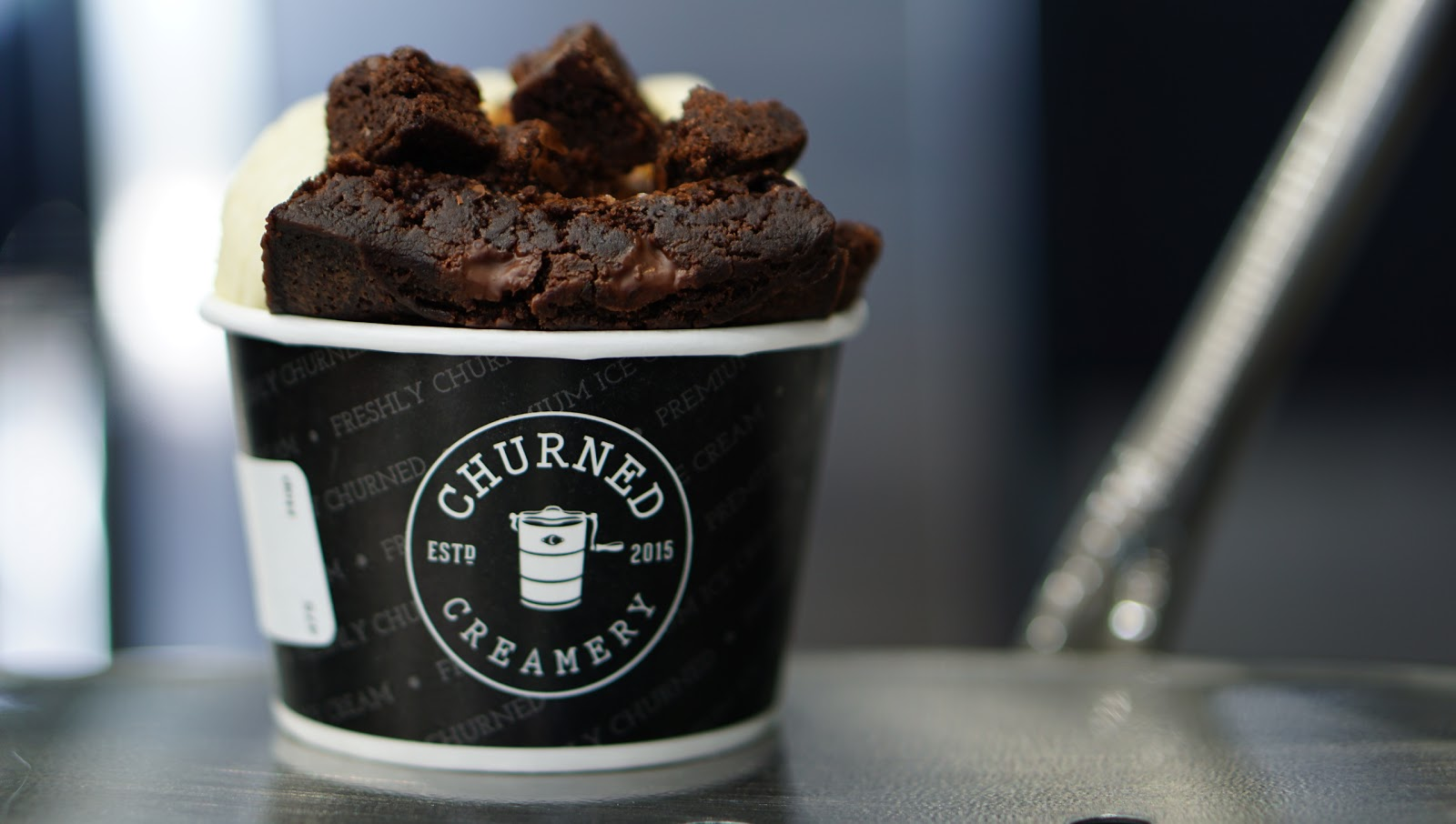 June 10 | Grand Opening of Churned Creamery Irvine - Free Ice Cream For All