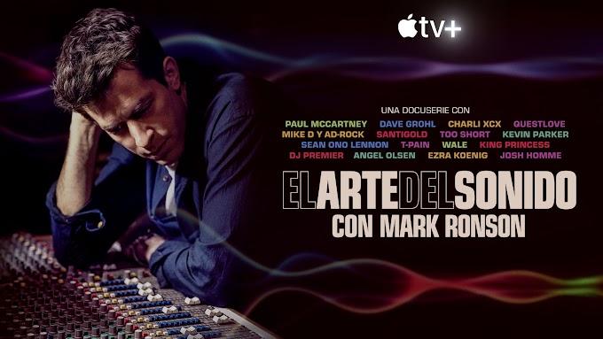 Tráiler de 'El arte del sonido con Mark Ronson' (2021) - Serie Documental Apple TV+