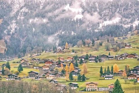 Itinerary Swiss 7 Days