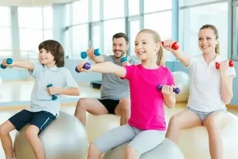 Baby Fat and Teen Fitness