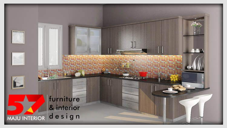 Amazing Elegant Kitchen Set With Interior Kitchen Set