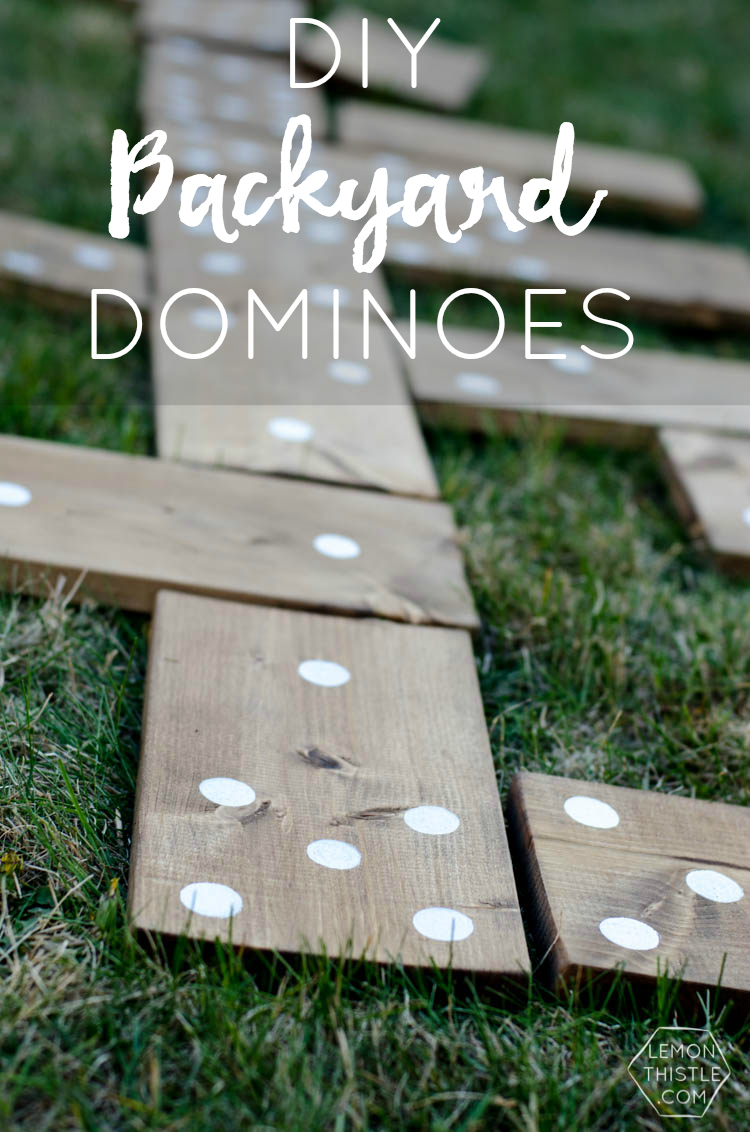 14 insanely awesome and fun backyard games to diy now little