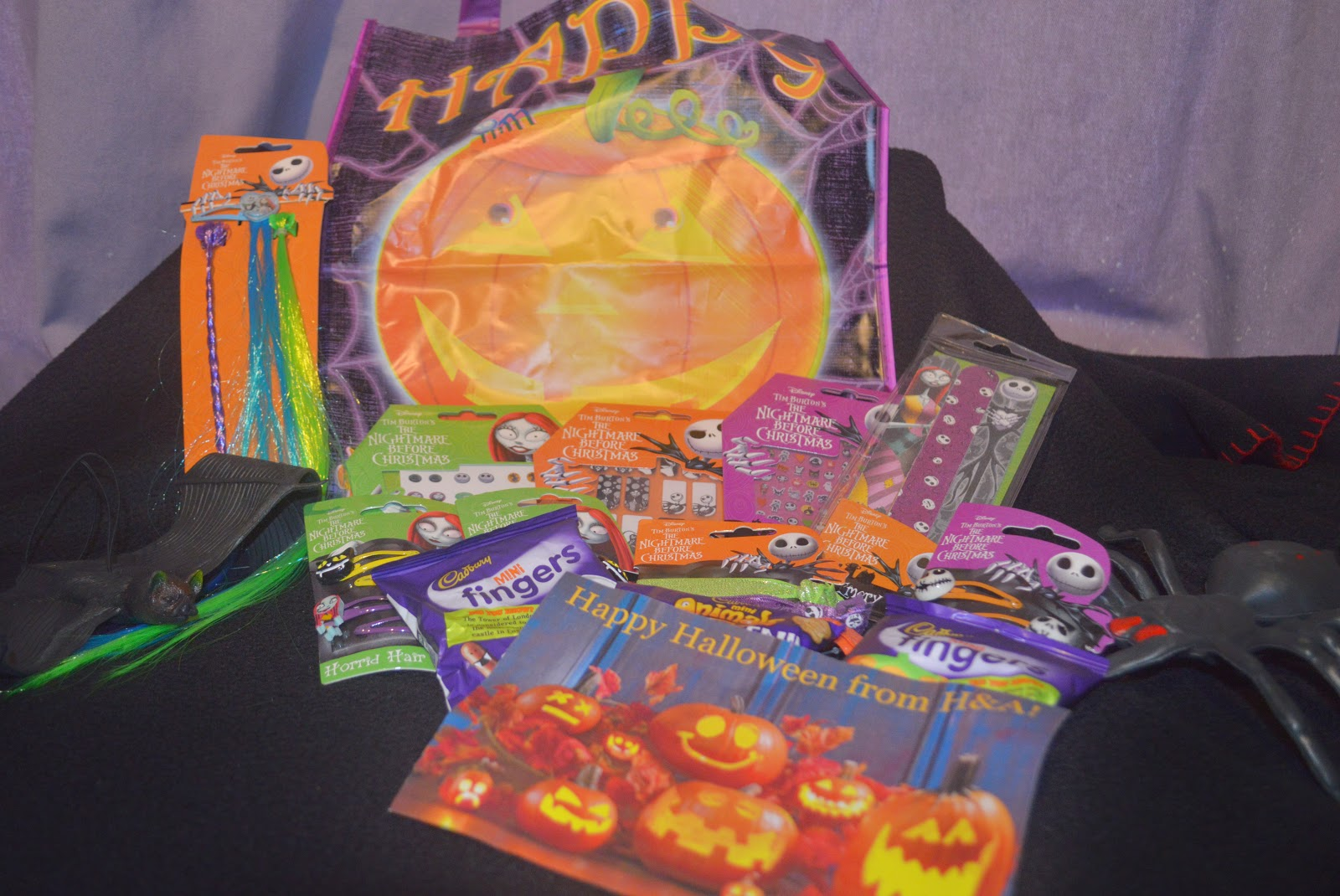 , Haunted by Halloween and H&A Goodies