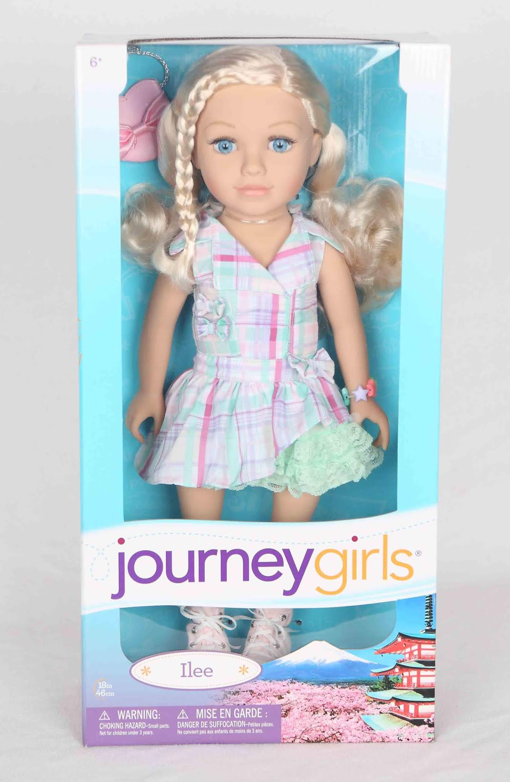 bf02757dbb3 Until recently there wasn't much hope that Journey Girls would be released  in the U.S. at all. Then they showed up on the Amazon website for Prime day.