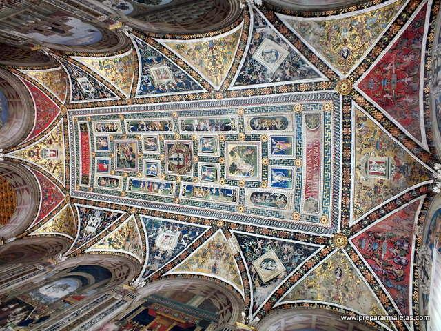 Biblioteca Catedral de Siena