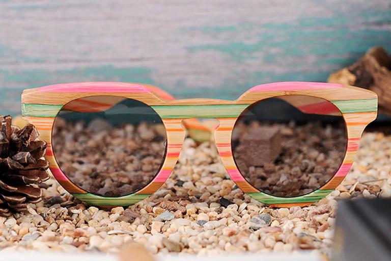 gafas de madera puerto rico