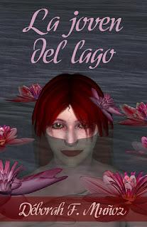 portada del microrrelato de fantasía La joven del lago
