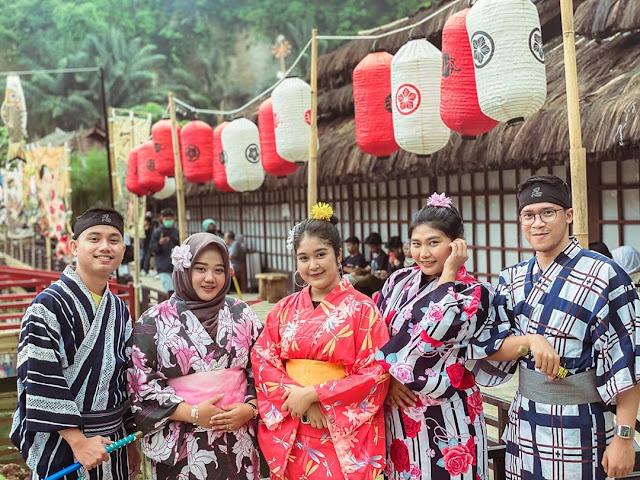 The Great Asia Africa Lembang Bandung