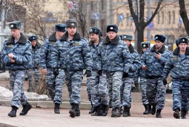 أخبار روسيا ،، الأمن الروسى يفكك خلية إرهابية عناصرها من آسيا