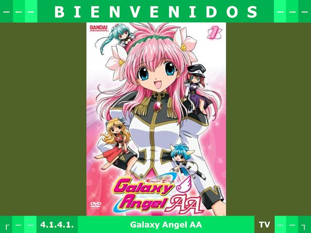 4 - Galaxy Angel AA (TV) [DVDrip] [Dual] [2002] [13/13] [352 MB] - Anime no Ligero [Descargas]