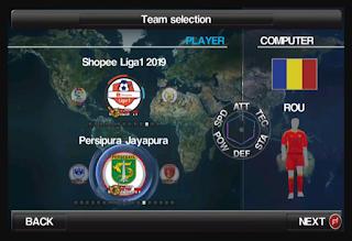 Download Winning Eleven WE 2012 Mod 2019 Shopee Liga 1 Editions