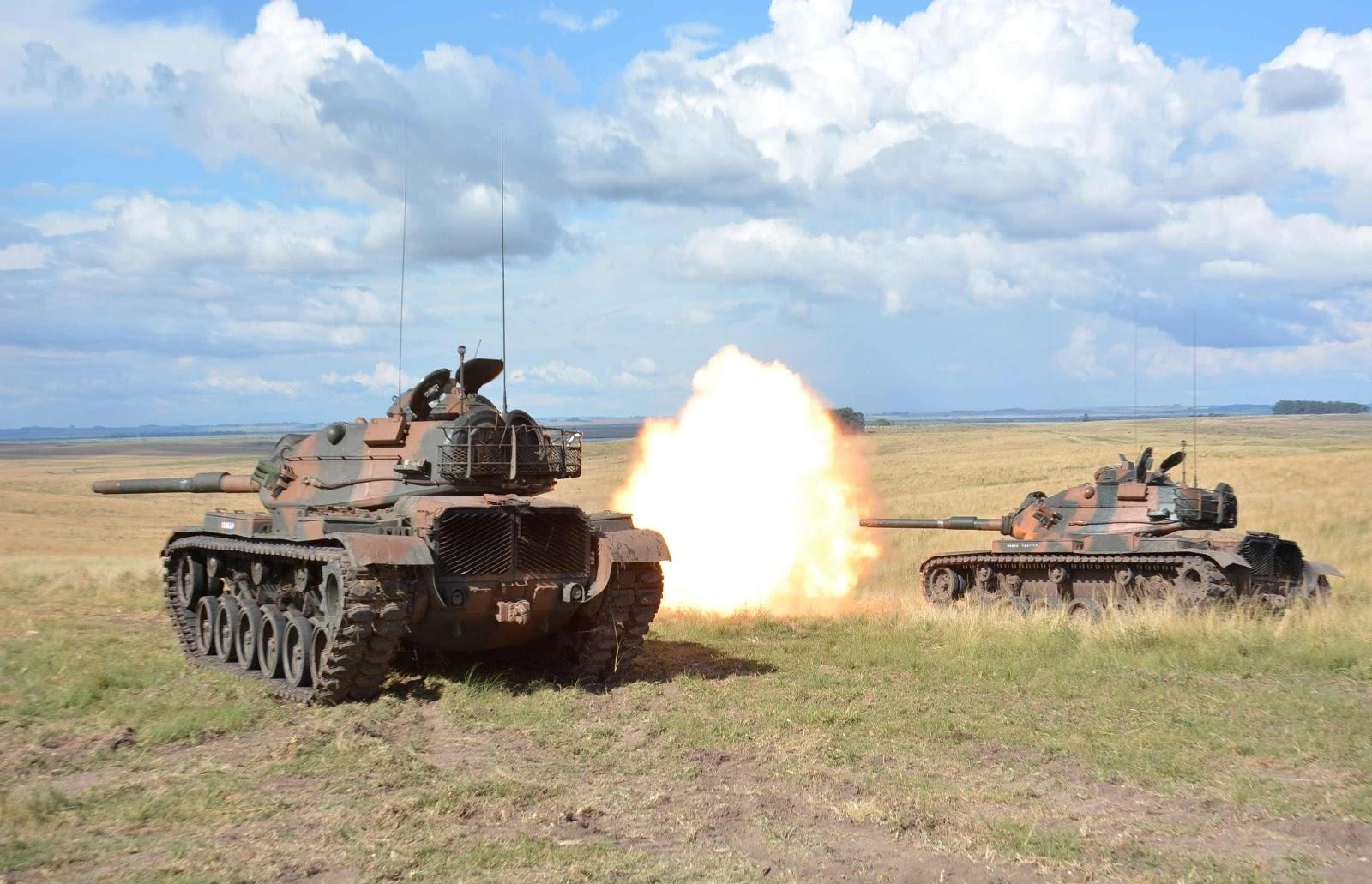 ЗІМ запропонував Бразилії модернізацію танка М60