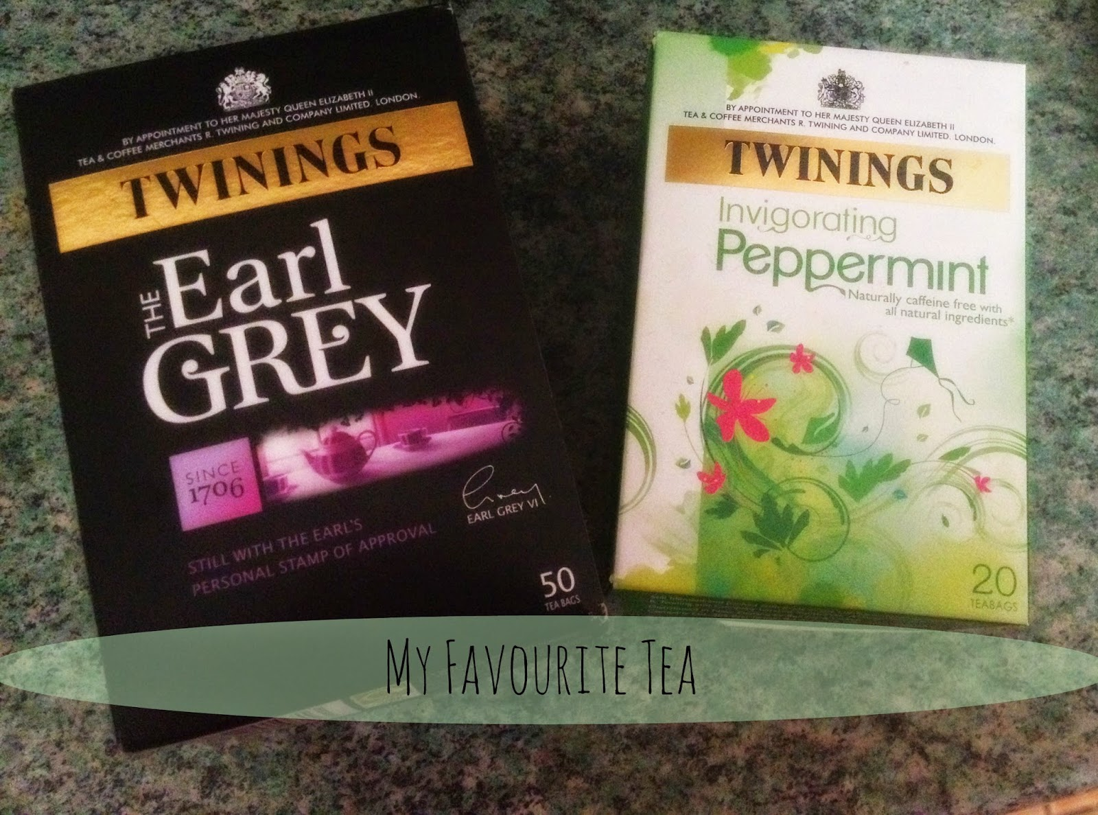 Jen's Favourite Tea's