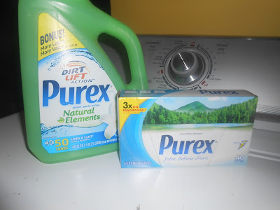 Check It Out With Dawn Purex Fabric Softener Dryer