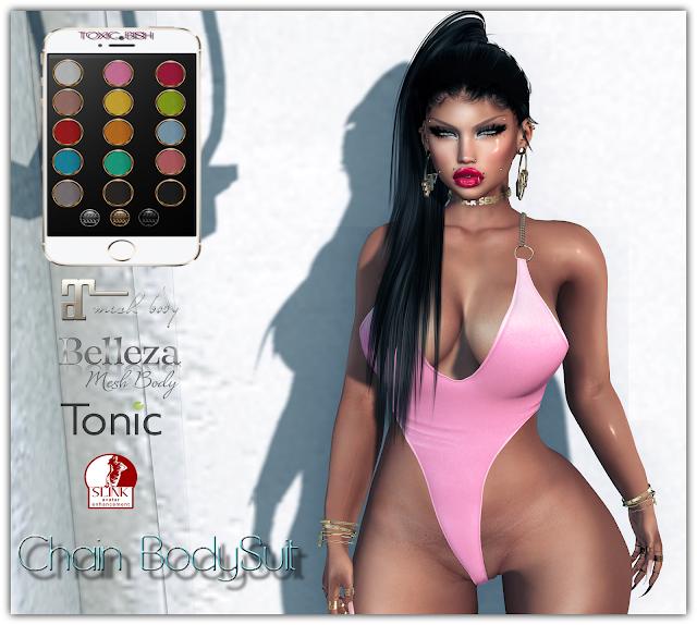 Chain BodySuit @ HUD (15 color)
