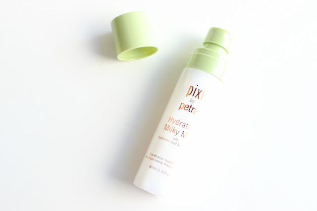 Pixi Hydrating Milky Mist Review