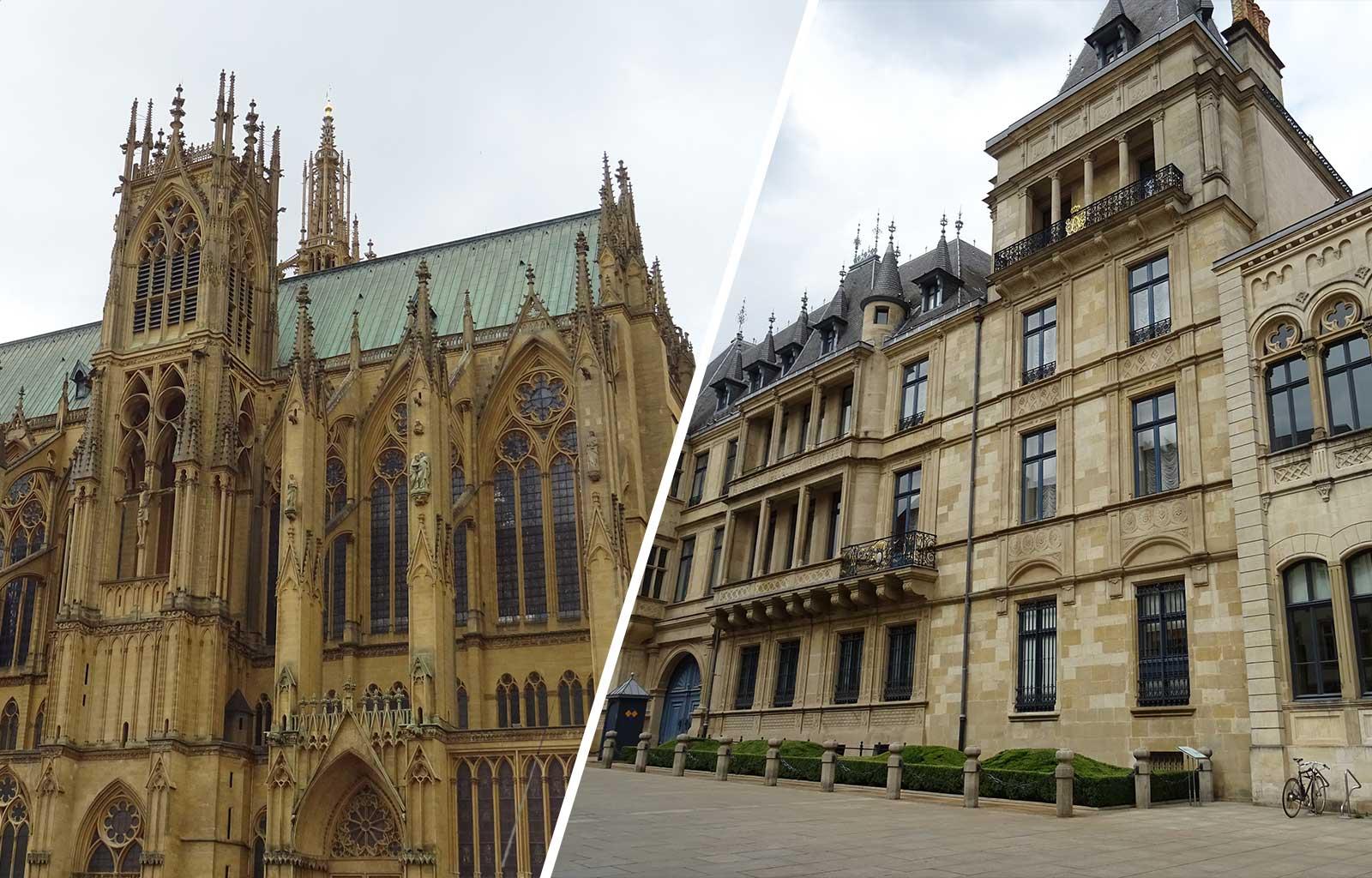 luxembourg metz voyage