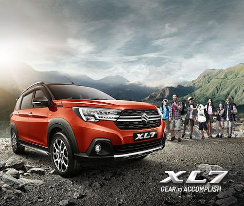 Review : Suzuki XL7 Mobil Tangguh dan Berkarakter