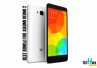 Stable custom ROMs for redmi 2