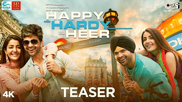 Happy Hardy and Heer Latest Bollywood Movies