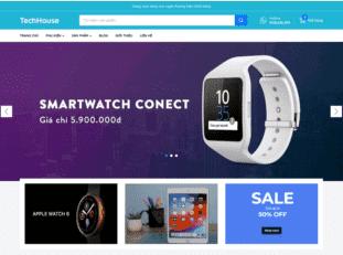 Mẫu blogger bán hàng tiếp thị liên kết