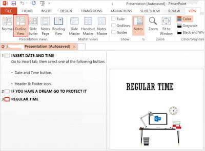 Cara Mengubah File Powerpoint Menjadi Word-5