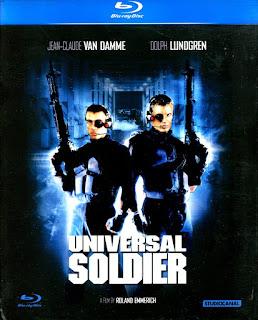 Soldado Universal [BD25] *Con Audio Latino
