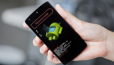 Android tidak Bisa Recovery Mode