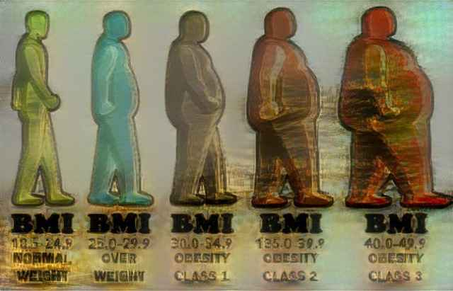 What should my BMI be for my age?