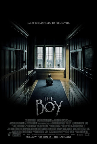 The Boy (HDRip 720p Inglés Subtitulada) (2016)