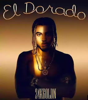 24kGoldn - The Top Lyrics | El Dorado (Album)