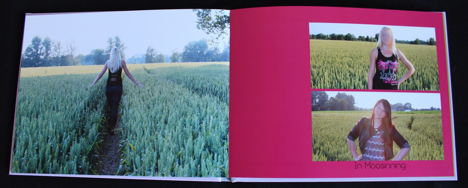 Photobox, Fotobuch, Leporello
