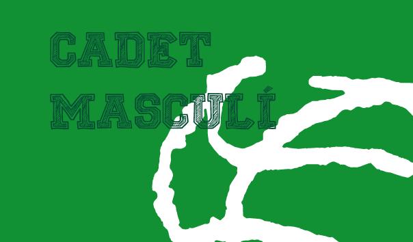 2020-21 Cadet Masculí