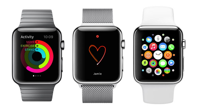 Wearable, smart watch, ux