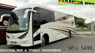 UD Bus Nissan LKA211N