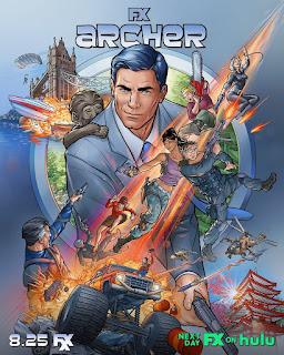 Archer Temporada 12