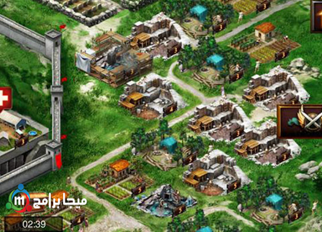 لعبة حرب النار Game of War - Fire Age