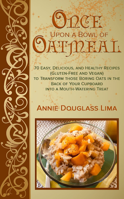 oatmeal recipe book by Annie Douglass Lima