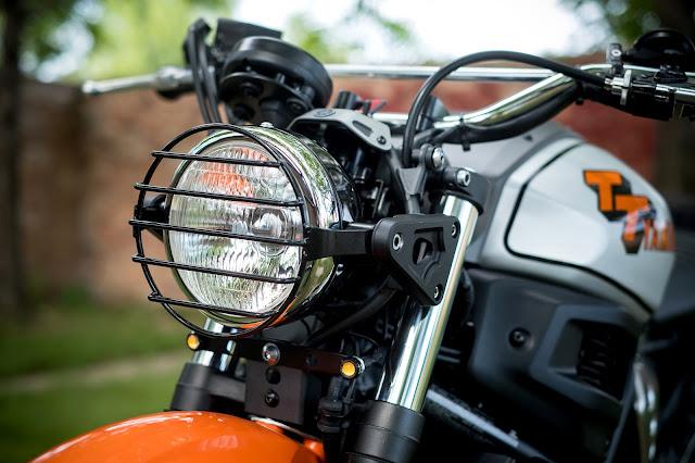 Yamaha XSR700 By Hageman Motorcycles Hell Kustom