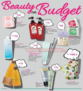 SaSa Malaysia Sale beauty best buy