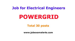 Job for Electrical Engineer
